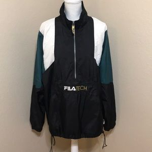 Vintage Fila Windbreaker jacket